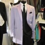 Lavender Tuxedo jacket