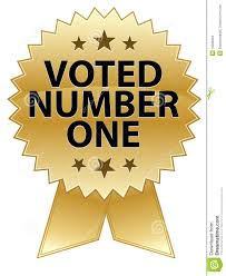 voted number #1