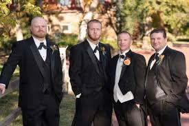 A Rose Tux Wedding