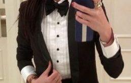 phoenix lady tuxedo