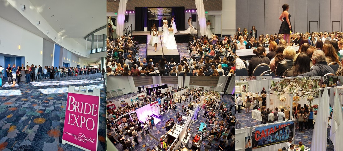 Did you know these facts about bridal shows and summer for Wedding expo az