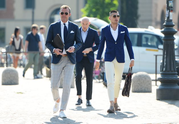 Men's Suits and Tuxedos Latest Styles, Trends, Ideas and Tips ...