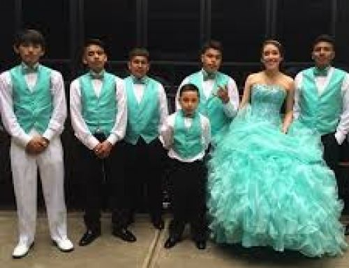 How to Suit Up Properly for a Quinceanera